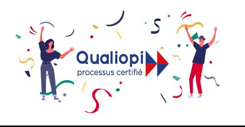 Certification Qualiopi : Tous les Instituts Gineste-Marescotti sont maintenant certifiés !