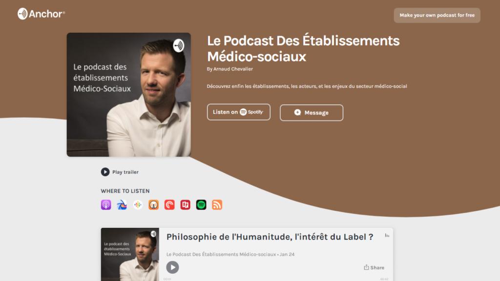 Podcast : Interview de Guillaume Delalieu, vice-président d'Asshumevie